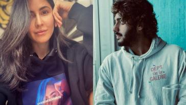 Arjun Kapoor Requests Katrina Kaif To Cast Him As the male Model For her Beauty Brand
