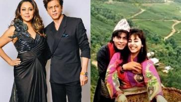 Shah Rukh Khan REVEALED how he Pranked Gauri Khan on their honeymoon