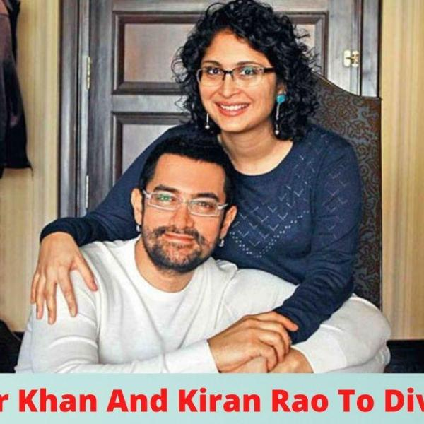 Aamir Khan And Kiran Rao To Divorce after 15 years of marriage
