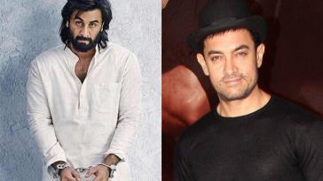 Aamir Khan refused sanju movie