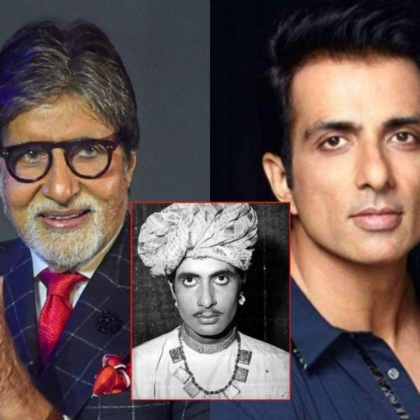 Amitabh Bachchan Shares Unseen Throwback Picture; Fans Say 'Real ID Se Aao Sonu Sood'- See PHOTO