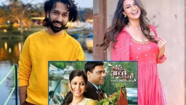 Bade Acche Lagte Hain 2 Cast Divyanka Tripathi and Nakuul Mehta