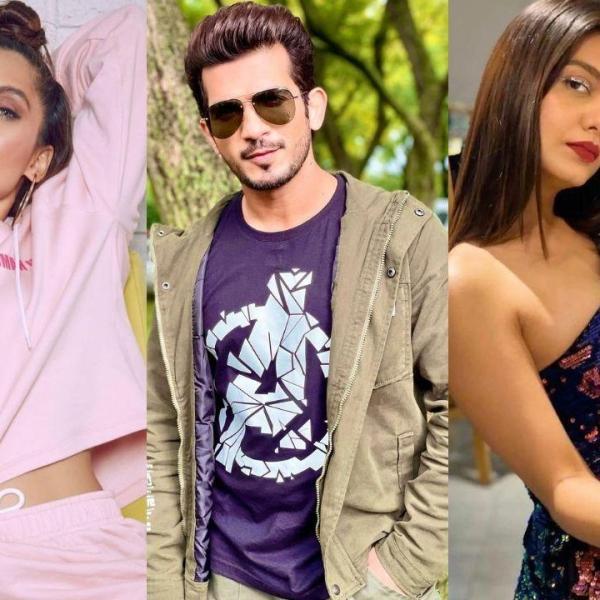 Bigg Boss 15 Contestants List Arjun Bijlani anusha dandekar and divya agarwal confirmed for the show
