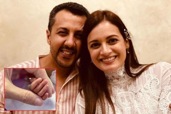 Dia Mirza and Vaibhav Rekhi Blessed With Baby Boy! Shares FIRST Glimpse Of Avyaan Azaad Rekhi In a Emotional Post