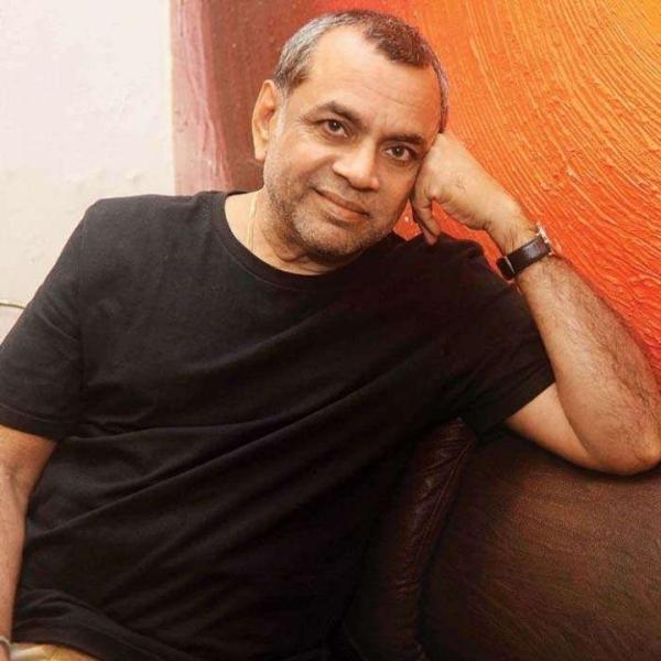 Paresh Rawal Starts Shooting For His Upcoming Gujarati Film 'Dear Father'