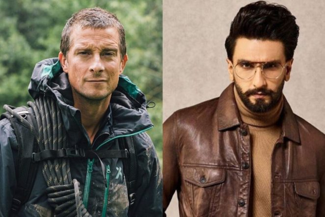 Ranveer Singh and Bear Grylls Team up for an Action-Packed Adventure Series