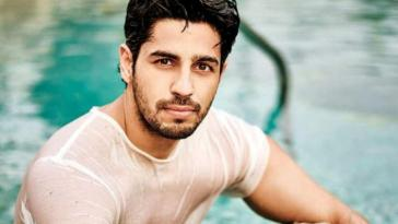 Sidharth Malhotra Asks Fans 'Can You Sea Me Clearly Now' As He Post THIS Shirtless Picture