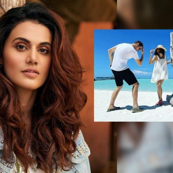 Taapsee Pannu On Her Dating Life And Marriage Plans with beau Mathias Boe