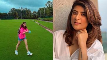 Tahira Kashyap Sets Off To The Recce Of Her New Project; Details Inside