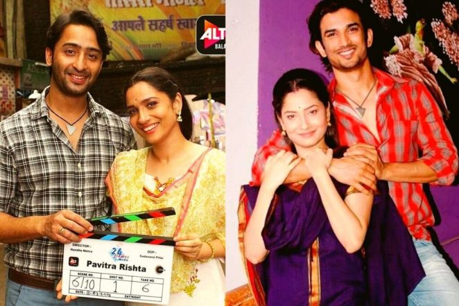 Pavitra Rishta 2: Ankita Lokhande and Shaheer Sheikh Reveal Their First Look As They Begin Shoot; See Photos