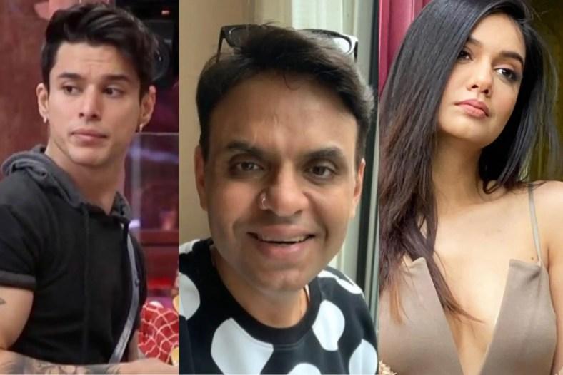 Bigg Boss 14 Panelist Sandiip Sikcand Slams Bigg Boss OTT contestant Pratik Sehajpal; Calls Divya Agarwal The Worst