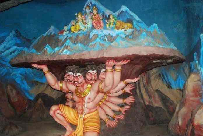 facts about ravana