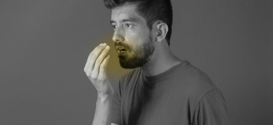 Tips to stop bad breath
