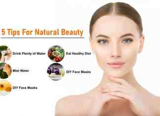 Tips For Natural Beauty At Home