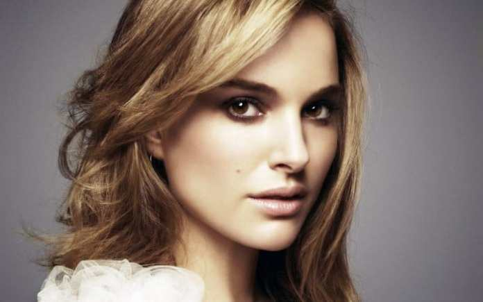 Natalie Portman is a hot Hollywood actress