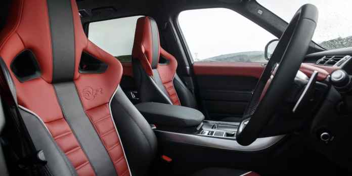 Range Rover Sport SVR launched in India, price Rs 2.19 crore 2