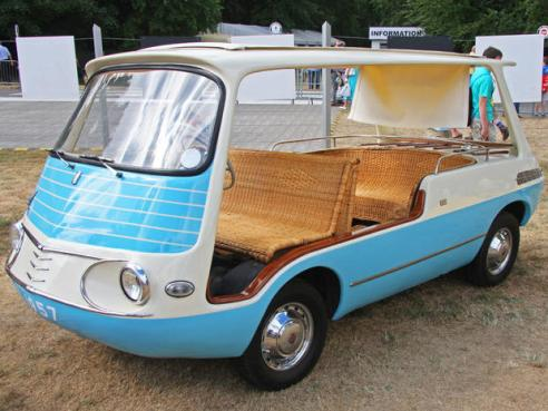 Top 10 Ugliest Cars in the World 3
