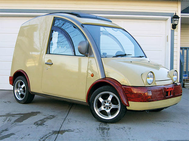 Top 10 Ugliest Cars in the World 2