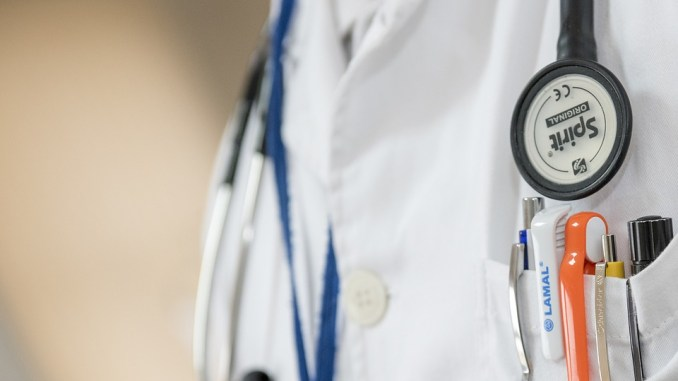 Doctors in Canada are now protesting against their pay increase.