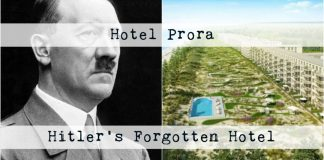 hotel prora, Rugen Germany