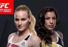 UFC on FOX 23 Shevchenko vs Pena