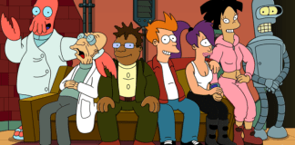 futurama couverture