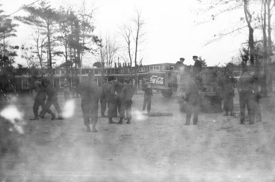 WWII Soldier's Rescued Photo Film 20