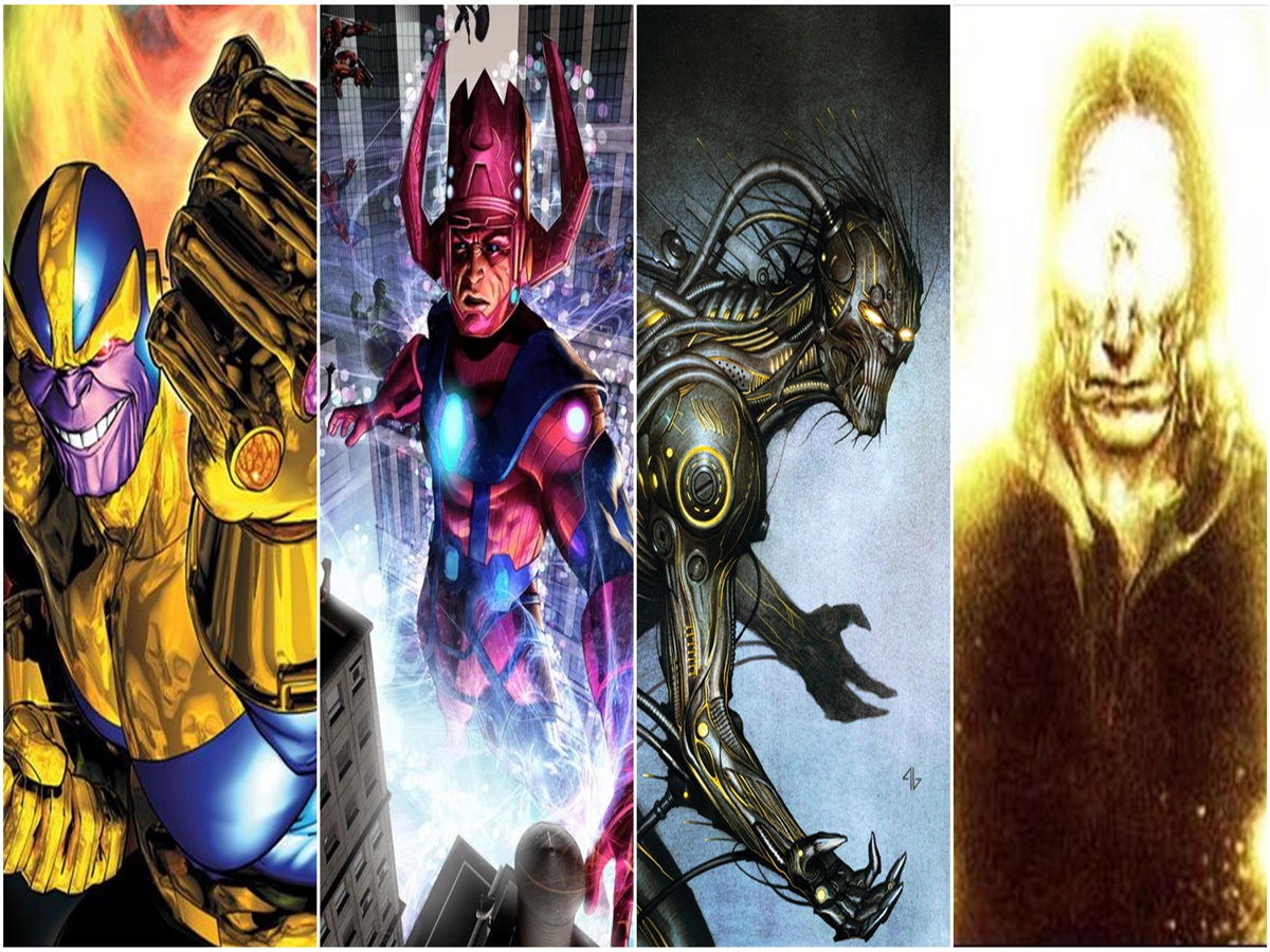 30 Most Mysterious And Powerful Marvel Characters – Virality Facts