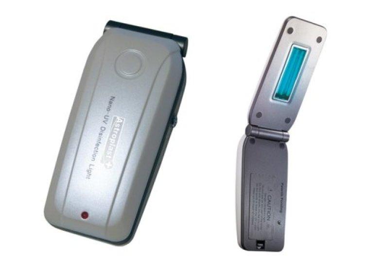 14. Nano-UV Disinfection Scanner
