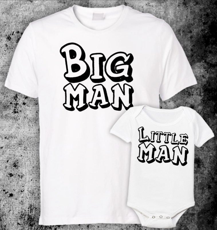 1. Big Man and Little Man