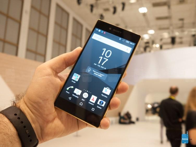 2. Sony Xperia Z5 Premium