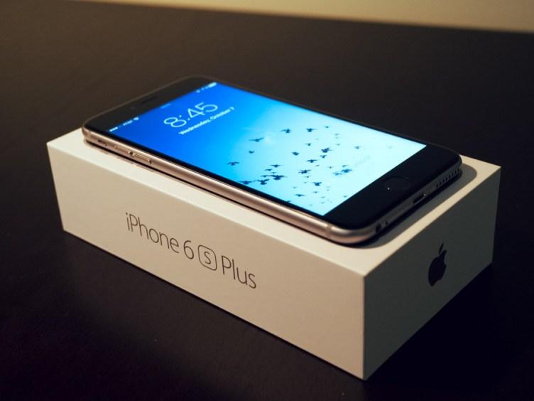 3. iPhone 6S Plus