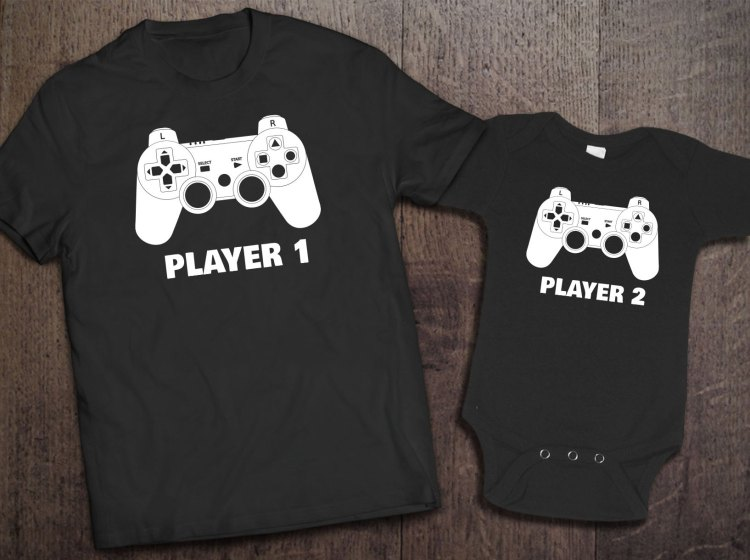 Player 1 and Player 2