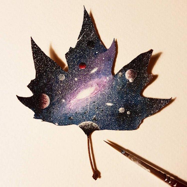 27-galaxy-in-a-leaf