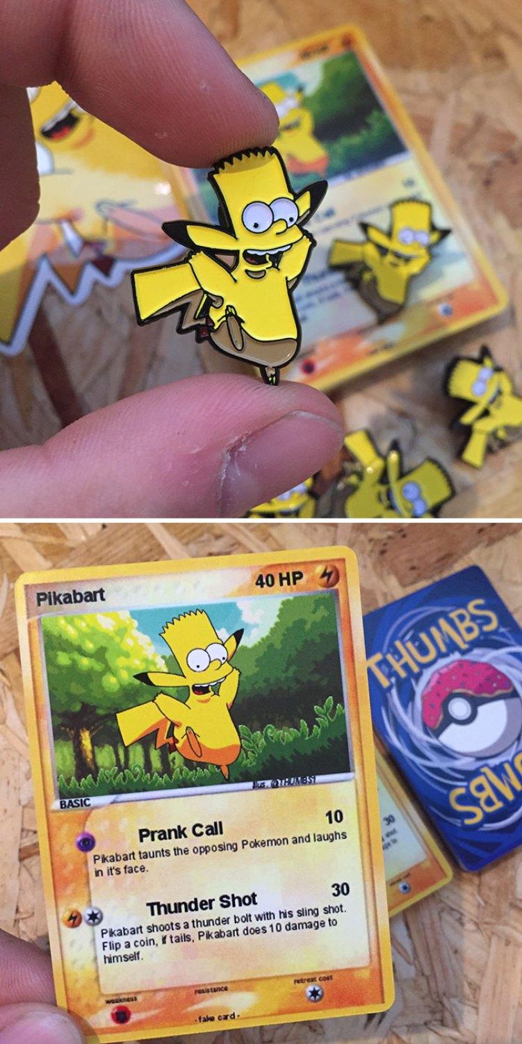 5-bart-x-pikachu