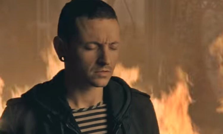 Chester Bennington Music Video Shadow of the Day