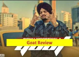 Goat Review Sidhu Moose Wala