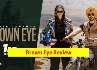 Brown Eye Review Rajvir Jawanda