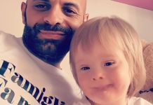 This Single Dad Adopted a Little Girl with Down Syndrome