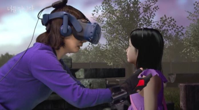 Grieving Mom Is Reunited With Her Dead 7 Y.O. Daughter Through VR