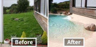 'Sand Pools' Are The Latest Backyard Trend