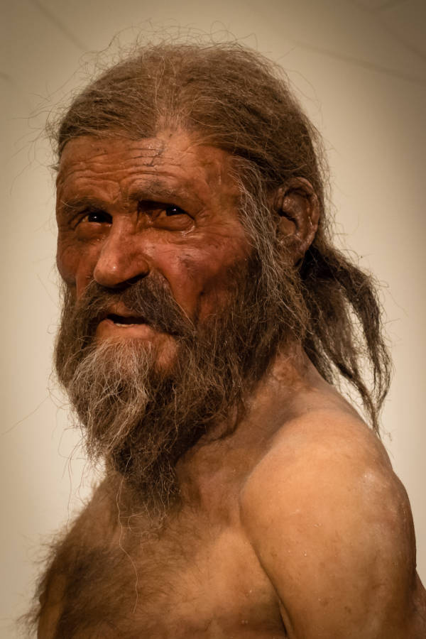 Meet The Iceman – 5,300-Year-Old and Best Preserved Human Being Ever Found