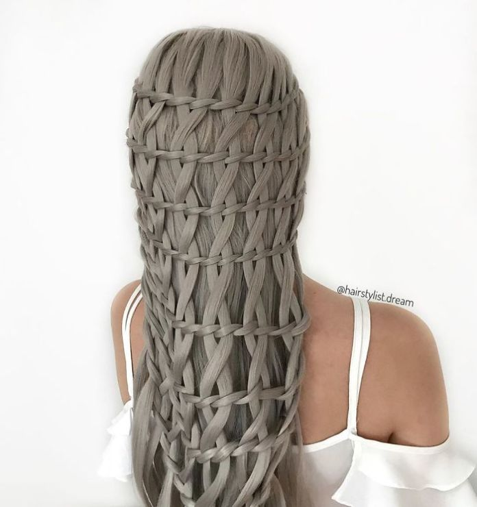 Teenager Creates Amazingly Intricate Hairstyles And Here Are 30 Of The Coolest Ones