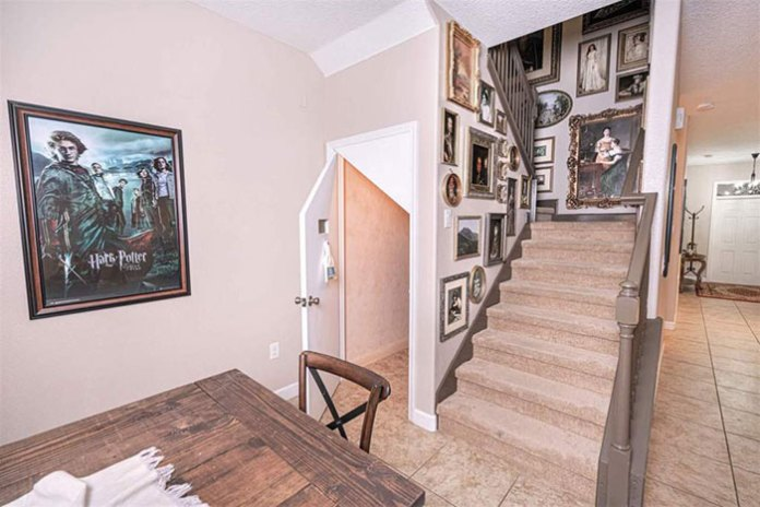 Wizards Way by Loma Homes Harry porter themed home