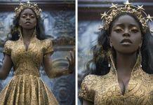 Black Women Photoshoot Amazing Fantasy Photo