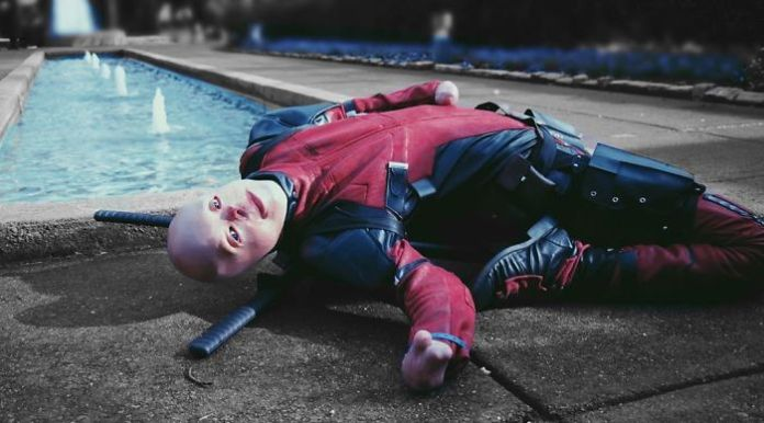 Ryan Reynolds' Wholesome Reply To This Pic Of A Burn Victim Cosplaying Deadpool Goes Viral