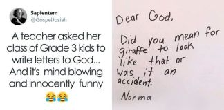 Teacher Has Her 3rd Grade Students Asking Questions To God And Their Letters Are Beautifully Innocent