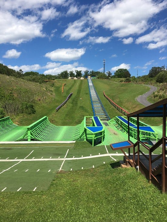 The Outdoor Gravity Park In Tennessee Is The Only Zorbing Destination In The Country