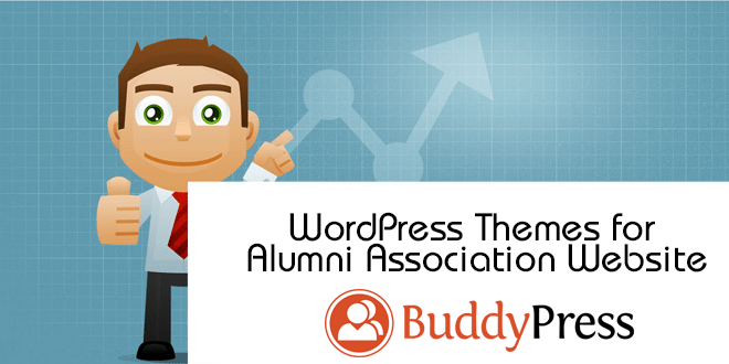 WordPress Themes for Alumni Association Website