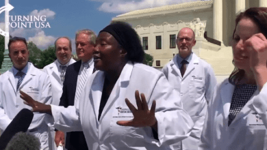 U.S.based Dr Stella Immanuel insists hydroxychloroquine cures COVID-19, accuses doctors and pharmaceutical companies of cover-up (video)